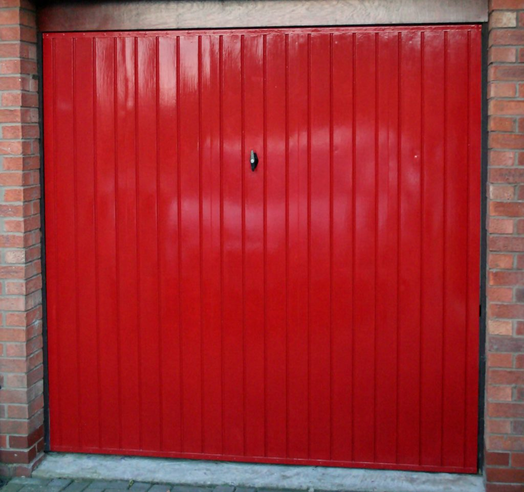 garage rouge